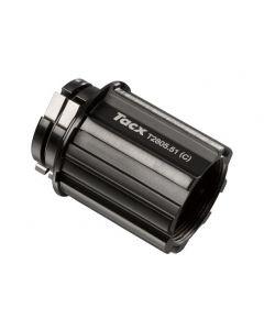 Tacx T2805.51 Campa body tbv Tacx Neo-Zwart