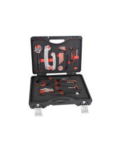 Trivio Pro gereedschapskoffer-Zwart