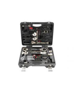 Trivio Expert gereedschapskoffer-Zwart