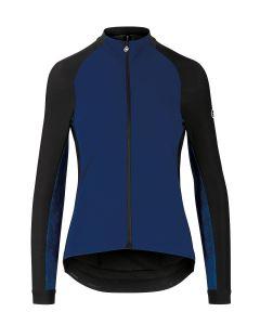 Assos Uma GT Spring/Fall dames wielerjack-Caleum blue-L