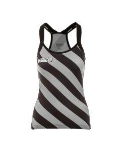 Bioracer Vesper Zebra dames tan top