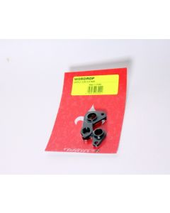 Wilier Zero SLR aluminium disc derailleurhanger-Zwart