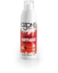 Ozone Elite Warm Up oil-150ml