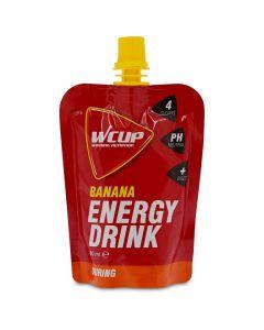 Wcup Energy Drink gel  (5+1 gratis)-80ml