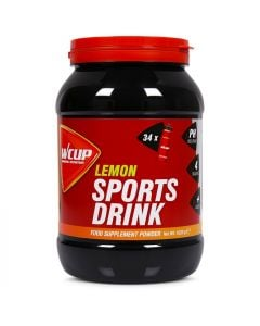 Wcup Sports Drink dorstlesser-Lemon-1000gr