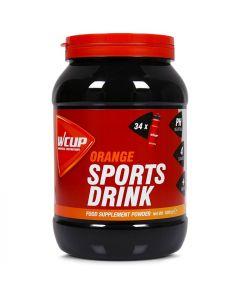 Wcup Sports Drink dorstlesser-Orange-1000gr