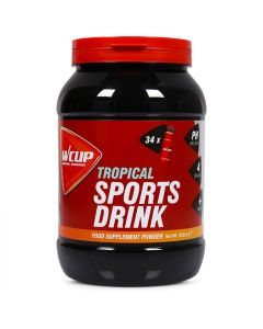 Wcup Sports Drink dorstlesser-Tropical-1000gr