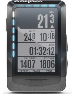 Wahoo ELEMNT GPS fietscomputer-Zwart