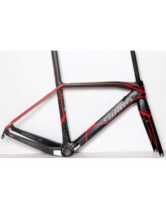 Wilier 101SR frameset-Red line-XS