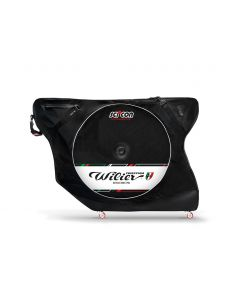 Scicon Aerocomfort Wilier Edition triathlon tas-Zwart