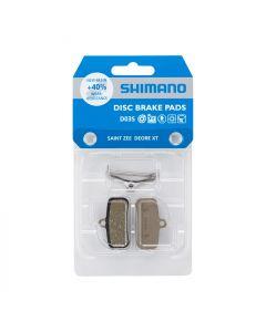 Shimano D03S Deore XT schijfremblokken-Grijs