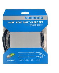 Shimano Optislik race derailleurkabelset