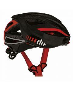 Zero RH+ Lambo fietshelm-Zwart-Rood-XS/M