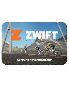 Zwift Gift Card (12 maanden)