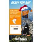 Bioracer official Olympics Rio de Janeiro fietssokken