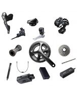 Afmontage Shimano Ultegra Di2 disc R785