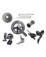 Afmontage Shimano Ultegra disc RS685