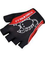 Castelli Rosso Corsa Classic wielrenhandschoenen