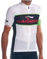 Carrera wielershirt korte mouw
