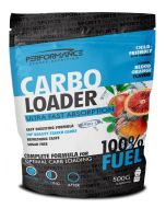 Performance Carbo Loader energiedrank-Bloedsinaasappel-500gr