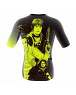 Bioracer Star Wars Graphic Junior wielershirt korte mouw