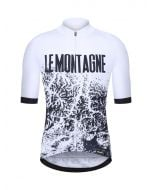 Santini Alpi wielershirt korte mouw