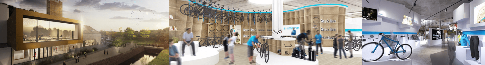 Shimano experience center Valkenburg
